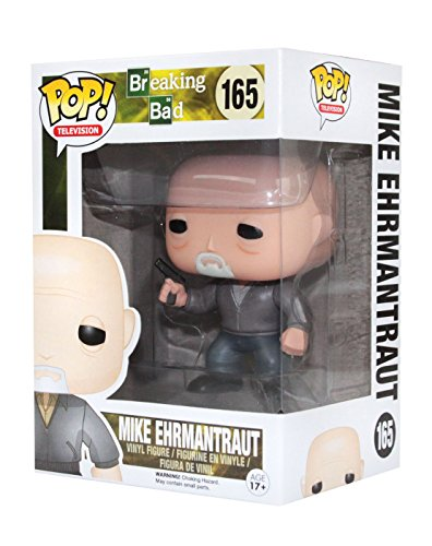 Funko Pop! Breaking Bad Mike Ehrmantraut Vinyl Figure 4