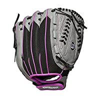 "Wilson Sporting Goods 2019 12"" Flash Fastpitch Glove - Right Hand Throw"