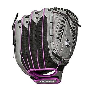 "Wilson Sporting Goods 2019 12"" Flash Fastpitch Glove - Right Hand Throw"