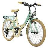 KS Cycling Kinderfahrrad 20' Kahuna grün