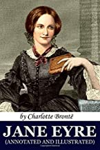Jane Eyre (Annotated and Illustrated): Originally Book Title