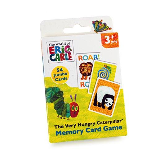 Paul Lamond 6145 The Very Hungry Caterpillar Memory Card Game