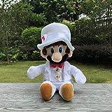 LKUI 23Cm Super Mario Odyssey Vestido De Novia Juguete De Peluche Muñeca Suave De Dibujos Animados...