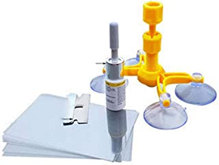 Kits de reparación de Parabrisas de Bricolaje Herramientas de reparación de Ventanas de Coches Rasguños de Vidrio Restaurar Grietas del Parabrisas Pulido Conjunto de Herramientas de reparación