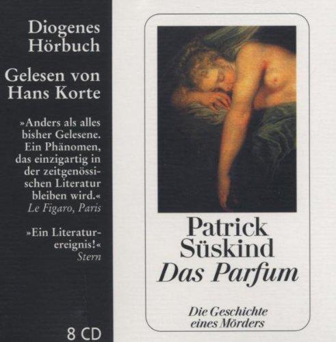 Das Parfum: Die Geschichte eines Mörders (Diogenes Hörbuch) by Patrick Süskind(22. August 2006)
