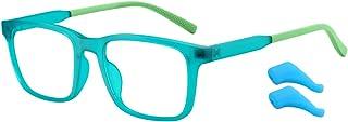 MEETSUN Blue Light Blocking Glasses Kids,Computer Gaming TV Glasses for Boys Girls Age 3-15 Anti Eyestrain