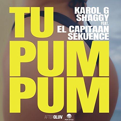 Karol G & Shaggy feat. El Capitaan & Sekuence