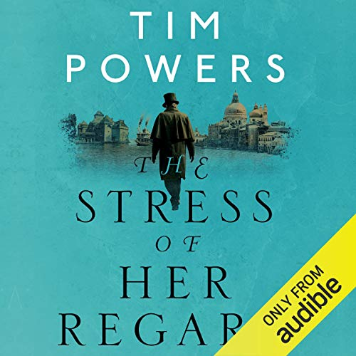 The Stress of Her Regard  By  cover art