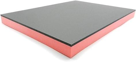 Herramientas Sistema Recambio para Universal Negro/Rojo (64,95 €/m²) 300 x 400 x 30 mm