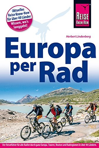 Europa per Rad: Reiseführer