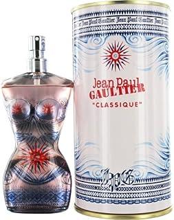 Jean Paul Gaultier Classique Eau De Toilette Spray for Women, 3.3 Ounce