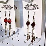 Lucille Bat The Walking Dead Earrings, The Walking Dead TWD Walking Dead Jewelry, Negan Bat, Silver Bat, Bat Earrings, Saviors Negan Jewelry