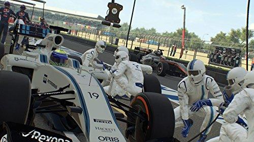 Formula 1 F1 2015 (Playstation 4) [UK IMPORT]