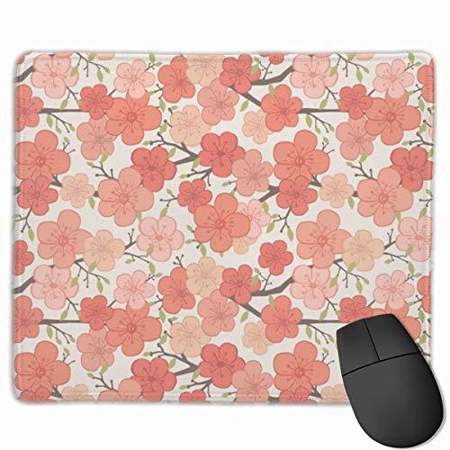 『Tumblr背景マウスパッド滑り止めラバーゲーミングマウスパッドコンピューター用ラップトップ30x25 cm』のトップ画像