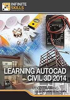 Learning AutoCAD Civil 3D 2014 [Online Code]