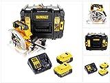 DeWalt DCS 570M218V Brushless batería Sierra circular de mano en Tstak...