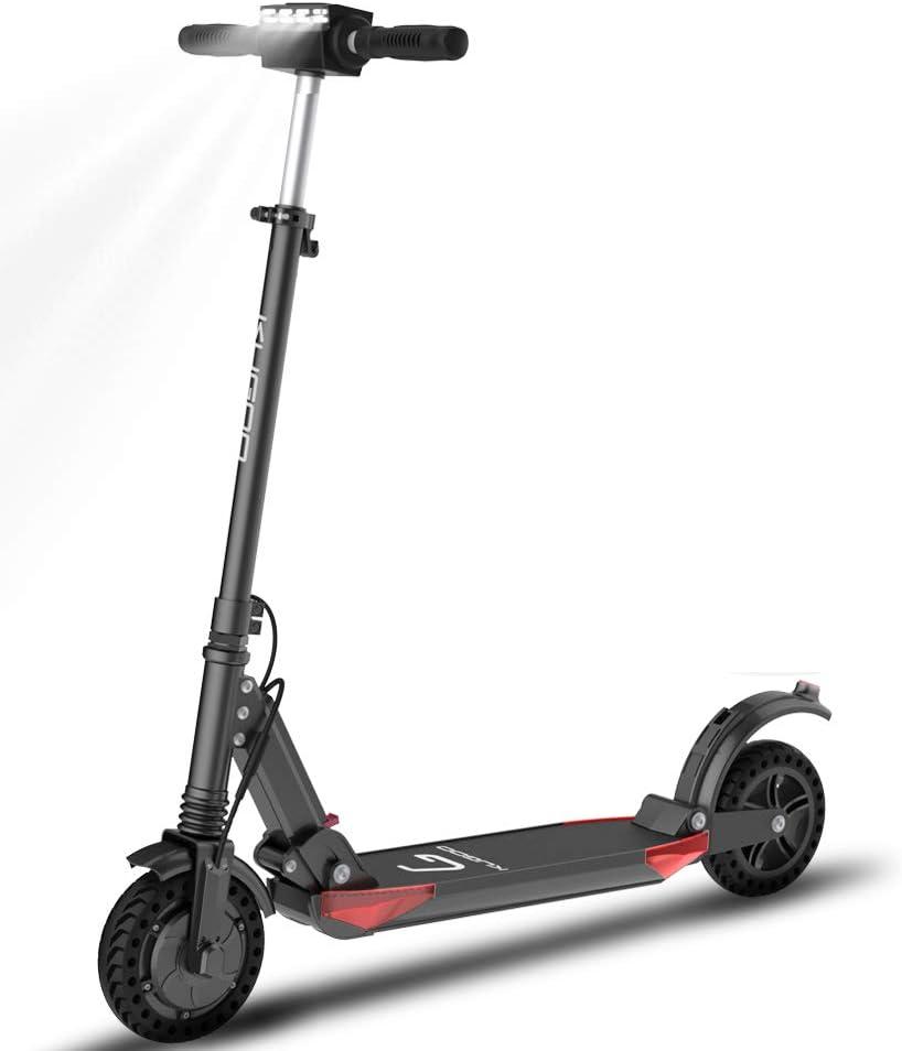 Scooter electrico-Patinete electrico Adulto , Ajustable la ...