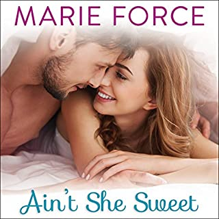Ain't She Sweet audiobook cover art