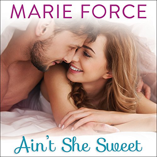 Ain't She Sweet audiobook cover art