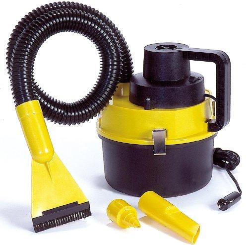 Koolatron 401-572 - Aspiradora de bidón de 12 voltios, Color Negro