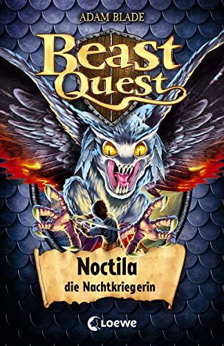 Beast Quest 55 - Noctila, die Nachtkriegerin: Spannendes Buch ab 8 Jahre