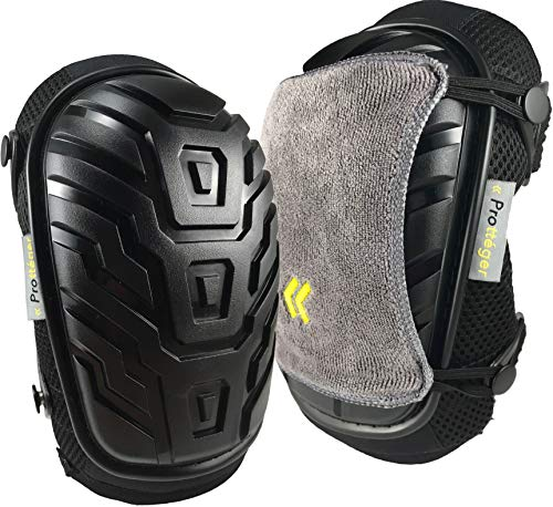 Knee Pads for Work by Protteger