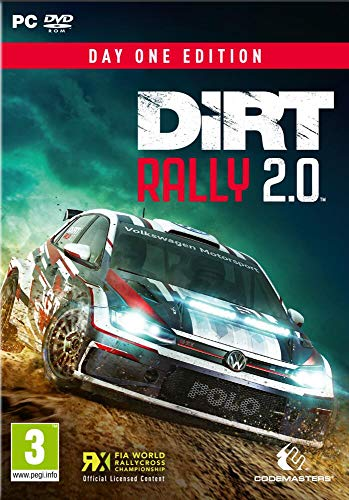 Dirt Rally 2.0 Day One Edition PC-Spiel