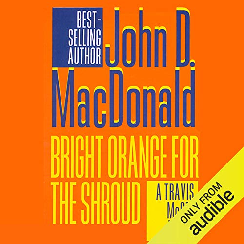 Bright Orange for the Shroud  By  cover art