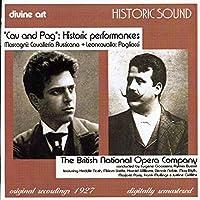 Historic Performances in English