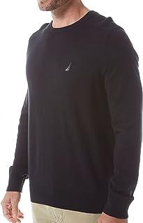 Nautica Men's Crew Neck Lightweight Sweater