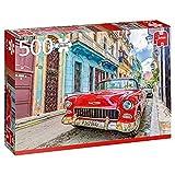 Premium Collection Havana, Cuba 500 pcs Puzzle - Rompecabezas (Cuba 500 pcs, Puzzle rompecabezas, Vehículos, Niños y adultos, Niño/niña, 12 año(s), Interior) , color/modelo surtido