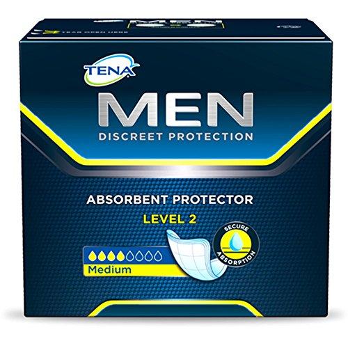 TENA MEN Incontinenza livello 2-120 pz (6 pacchi da 20)