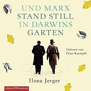 Und Marx stand still in Darwins Garten                   Autor:                                                                                                                                 Ilona Jerger                               Sprecher:                                                                                                                                 Peter Kaempfe                      Spieldauer: 7 Std. und 54 Min.     52 Bewertungen     Gesamt 4,1