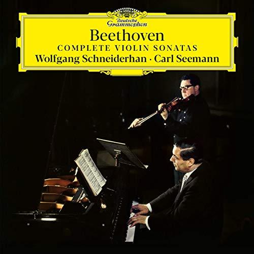 Sämtliche Sonaten Für Violine & Klavier (Blu-ray Audio)