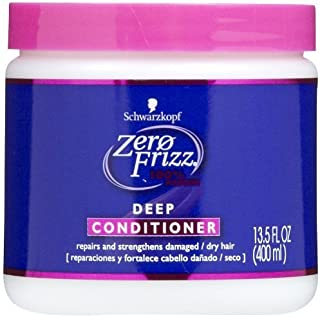 Zero Frizz 100% Rescue Deep Conditioner-13.5 oz