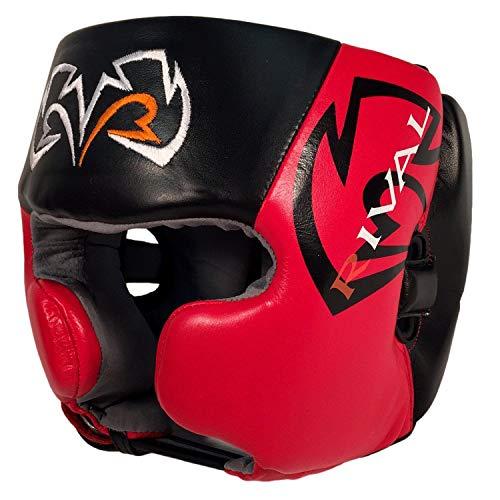 Rival-Boxing Kopfschutz RHG20, Rot, m
