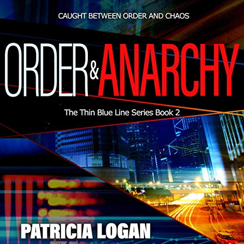 Order and Anarchy audiobook cover art