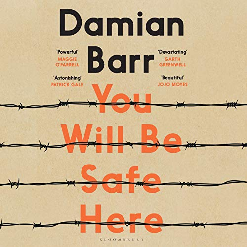 You Will Be Safe Here audiobook cover art
