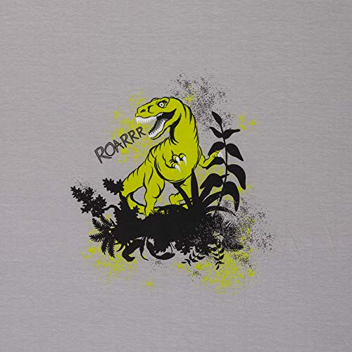 Veno Jersey Panel Steinbeck Dinosaurier Kinderstoff, Einheit:Stück