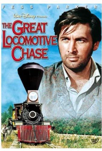 The Great Locomotive Chase