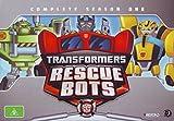 Transformers Rescue Bots: Complete Season 1 Gift Set (5 Dvd) [Edizione: Australia] [Italia]