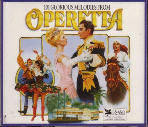 Reader's Digest - 101 Glorious Melodies From Operetta (Discs 4 & 5)