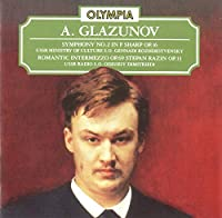 Glazunov: Sym No.2, Romantic Intermezzo