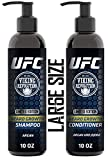 Best Beard Shampoos - UFC Growth Beard Wash and Conditioner Set Review