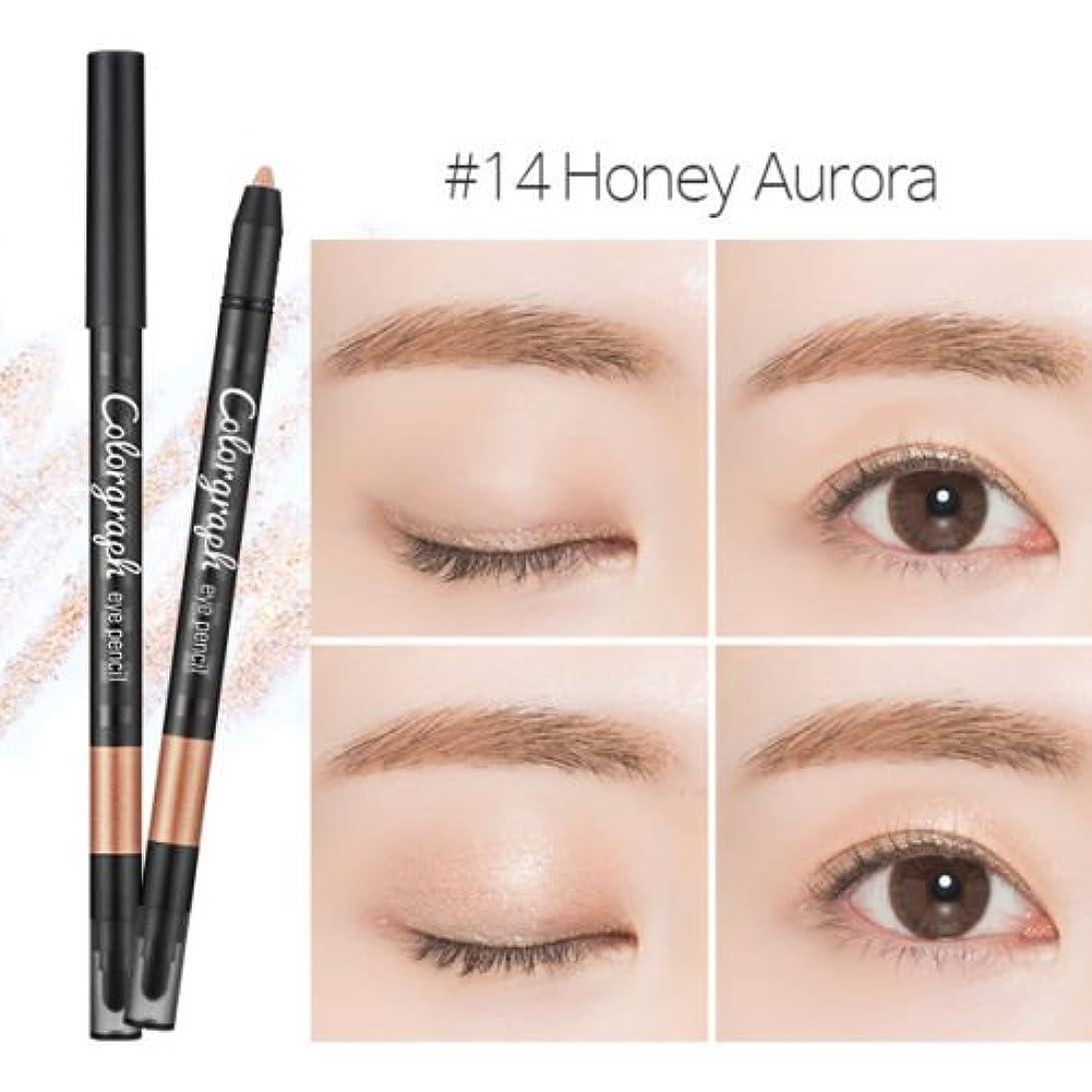 限定顎抽出[New] MISSHA Color Graph Eye Pencil 0.5g/ミシャ カラー グラフ アイペンシル 0.5g (#Honey Auroura [Glitter])
