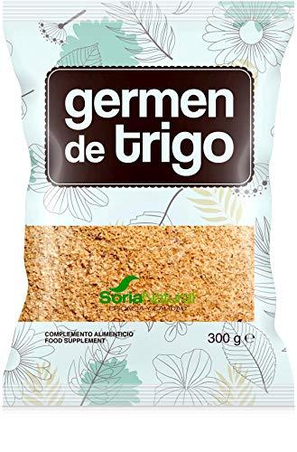 Soria Natural Germen DE Trigo 300 gr, No aplicable