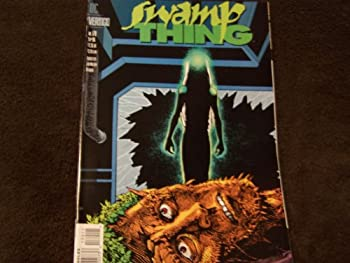 Comic Swamp Thing #170 Mark Millar Book