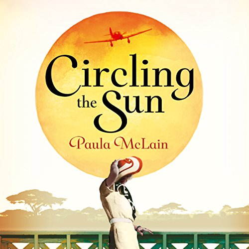 Circling the Sun audiobook cover art