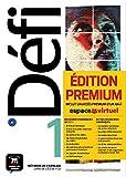 Défi 1 Premium Livre de l´élève + CD: Défi 1 Premium Livre de l´élève + CD
