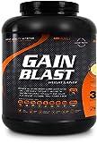 SRS Muscle - Gain Blast XXL, 3.000 g, Schoko | Premium All-in-one Weight Gainer | 65:35 Ratio |...